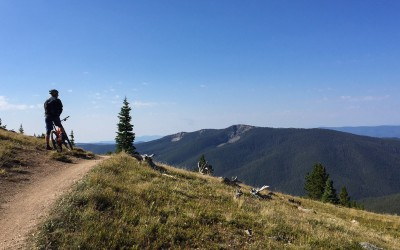 Escape Breck: Monarch Crest Trail